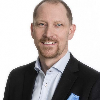Peter Ekholm vd Inlandsbanan